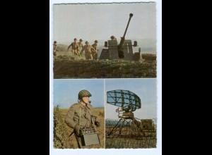 T5415/ Bundeswehr L 70 Fla in Stellung, Radargerät AK ca.1970