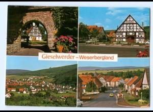 Y5793/ Gieselwerder Weserbergland AK