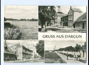 Y5948/ Dargun Gruß aus Dargun 1973 AK