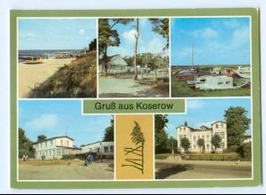 Y5947/ Koserow Kreis Wolgast AK