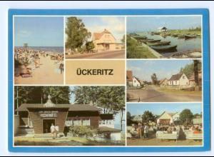 Y5944/ Ückeritz Kreis Wolgast AK