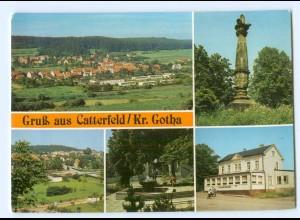 Y5800/ Catterfeld Kreis Gotha AK