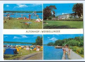 Y5862/ Altenhof Werbellinsee AK