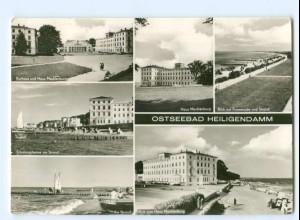 Y5961/ Heiligendamm Kurhaus Erholungsheime am Strand 1968 AK