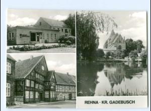 Y5973/ Rehna Kreis Gadebusch 1979 AK