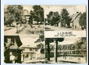 Y5869/ Luhme Kreis Neuruppin 1975 AK
