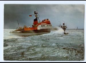 Y5678/ Seenot Rettungskreuzer Theodor Heuss AK 1972