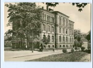 Y5821/ Geringswalde Schule 1975 Foto AK