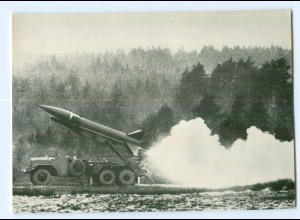 DP234/ Bundeswehr Honest John Feldraketenwerfer 762 mm AK ca.1975