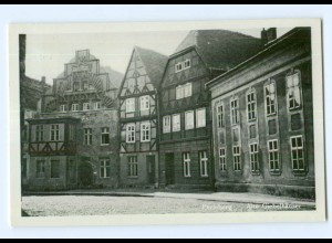 T5378-193./ Perleberg Alte Giebelhäuser AK ca.1940