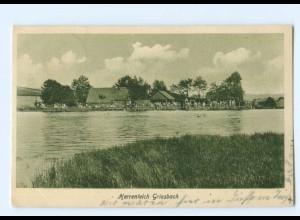 Y5839/ Herrenteich Griesbach 1926 AK