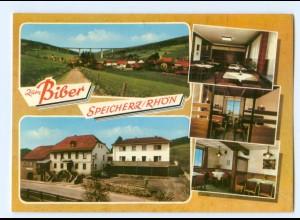"""Y6190/ Speicherz Gasthof """"Zum Biber"""" AK"""