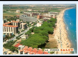 Y6274/ Spanien Salou La Pineda AK