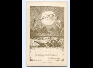 DP259/ Jahreswende v. Dr. Ernst Faber AK Erotik ca.1900