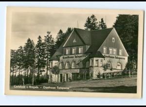 "T5901-026./ Carlsfeld Gasthaus ""Talsperre"" Foto AK"