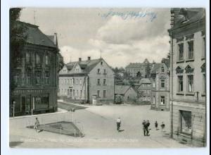 T5906-027./ Ebersbach Platz der Befreiung 1960 AK