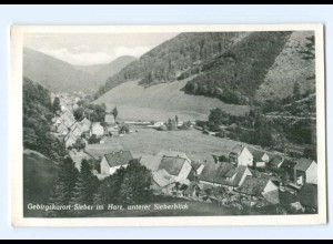 DP301/ Sieber im Harz AK ca.1940