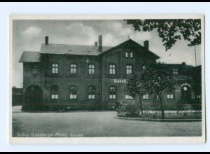 DP288/ Soltau Bahnhof AK ca.1940