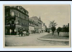 DP295/ Rendsburg Herrenstraße AK ca.1940