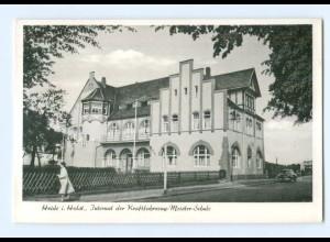 DP294/ Heide in Holst. Internat der Kraftfahrzeug-Meister-Schule AK ca.1955