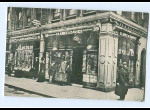 T6533/ London Clarke & Davis Photographic Publishers ca.1910 Großbritannien