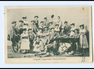 Y6429/ Original Tegernseer Bauerntheater AK 1912