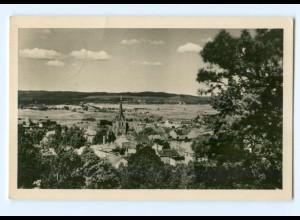 T6718-162./ Bad Freienwalde Blick vom Weinberg 1955 Foto AK