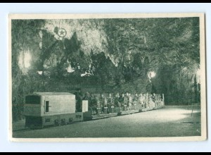 Y6473/ Postojna Höhle Slowenien AK ca.1925