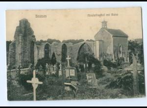 T6425-026./ Bautzen Nicolaifriedhof AK ca.1912