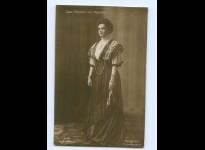 T6853/ Zarin Eleonore von Bulgarien Foto AK ca.1914