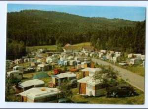 Y6578/ Viechtach Knaus-Campingplatz AK VW Käfer