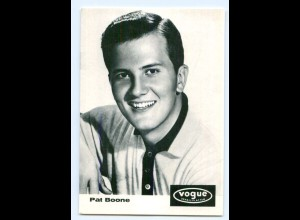 DP314/ Pat Boone Vogue Karte ca.1965