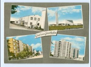 Y6643/ Gersthofen AK Händelstr., Kindergarten ca.1970
