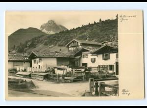 Y6959/ Mittenwald Gres Foto AK ca.1935
