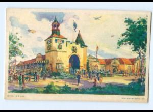 Y7054/ Chicago A Century of Progress Old Heidelberg Inn 1933 USA AK