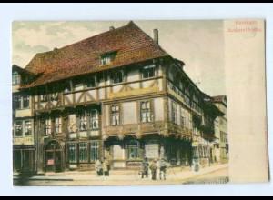 Y6801/ Göttingen Junkernschänke Reliefkarte ca.1900 AK
