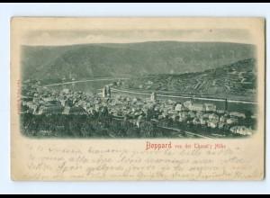 Y6817/ Boppard Reliefkarte 1901 AK