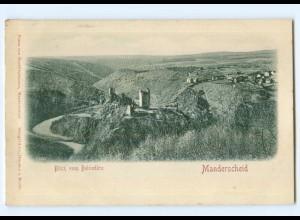 Y6816/ Manderscheid Blick vom Belvedére ca.1900 AK