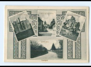 Y6950/ Lassigne Frankreich 1. Weltkrieg AK ca.1915