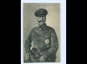T7507/ Exzellenz General von Francois Weltkrieg 1914/16 AK