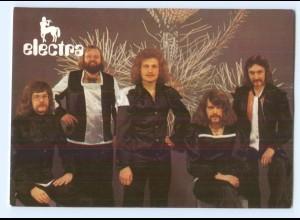 Y6850/ Electra Band aus der DDR AK ca.1978
