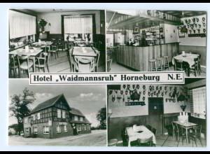 "T8361-2152/ Horneburg Hotel ""Waidmannsruh"" AK"