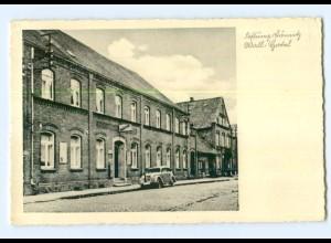 T9120-193./ Dömitz Wall-Hotel AK ca.1938