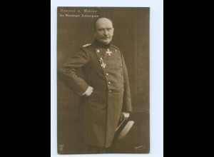 T8879/ General v. Beseler NPG Foto AK 1917