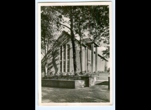 Y10409/ Bremen Gröpelingen Am Nonnenberg Neuapostolische Kirche Foto AK ca.1955