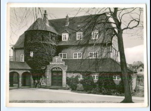 Y10432/ Tondern Dänemark Neuapostolische Kirche Foto AK ca.1955