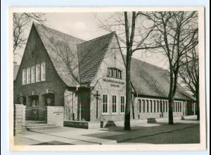 Y10430/ Elmshorn Ollnstraße 17 Neuapostolische Kirche Foto AK ca.1955