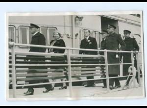 T9685/ Königin Juliana + Prinz Bernhard Niederlande Foto AK ca.1940