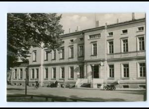 T9717-193./ Ludwigslust Bahnhof 1960 Foto AK