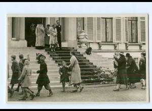 T9687/ Königin Juliana + Prinz Bernhard Niederlande Foto AK ca.1940